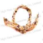 Naive Dots Pattern Wire Headband