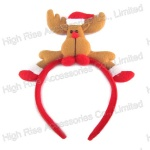 Christmas Reindeer Headband, Party Headband, Promotional Gift