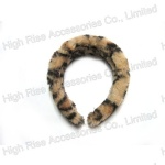Faux Animal Fur Headband, Alice Band For Winter