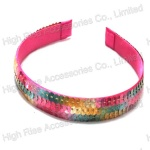 Colorful Sequin Alice Band